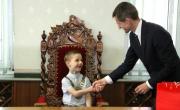 Marcel Szczepaniak wylicytował od WOŚP