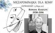plakat - Niezapominajka dla Romy