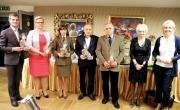 Inauguracja Roku Kulturalnego - zdjęcie grupowe