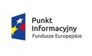 Logo Punktu Informacyjnego Fundusze Europejskie